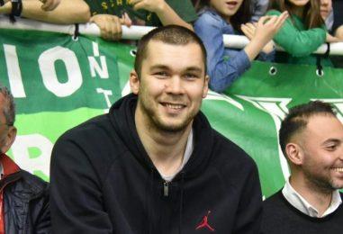 Sidigas, operazione al ginocchio per Kyrylo Fesenko