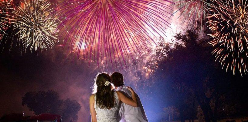 Fireworks originali per rendere ancor più indimenticabile il vostro matrimonio