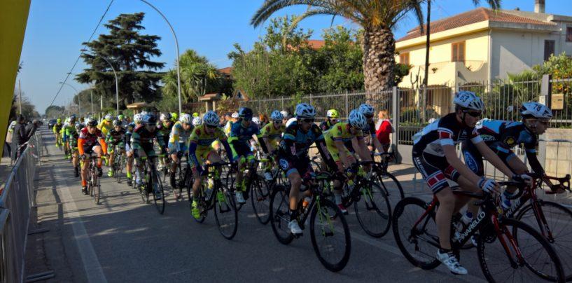 Medaglia d'Oro Maria Santissima Gerusalemme, Pasqua ciclistica a Bellona con gli allievi