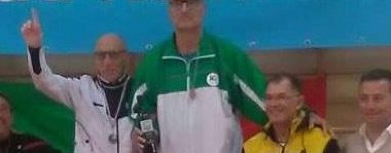 Campionati Italiani Master di Badminton, il prof Maietta due volte sul podio