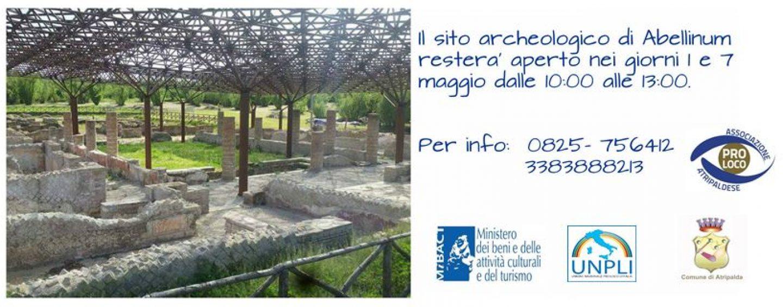 Atripalda, campagna di sensibilizzazione storico-artistica: Maggio dei Monumenti