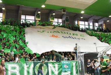 Sidigas, a Reggio con la carica dei 200: ampliata la capienza del PalaBigi