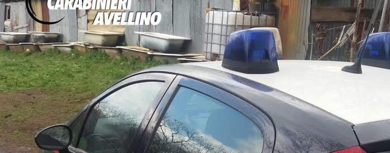 Abusivismo in Irpinia: denunce e sequestri da parte dei carabinieri