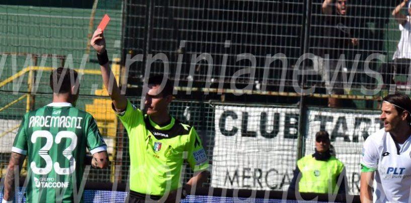 Avellino-Pescara affidata a Minelli