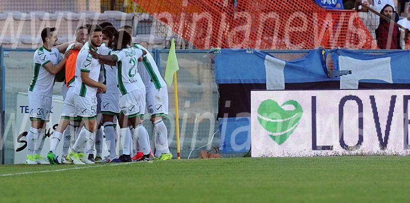 Pisa-Avellino 0-1, la fotogallery di Irpinianews