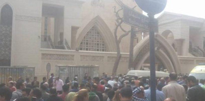 Palme insanguinate in Egitto, attentata una chiesa: decine di morti