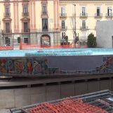 """VIDEO/ Ci vuole Costanza, """"Piero Angela"""" e la fontana rappezzata di Piazza Libertà"""
