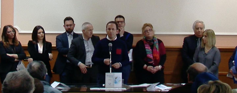 """Luca Cipriano presenta Ossigeno: """"Siamo fuori dai Partiti, ci apriamo alla città. Avellino deve ripartire"""""""