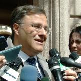 """VIDEO/ Guasti idrici, De Stefano: """"Indispensabile l'intervento della Regione. Estate alle porte? Tamponeremo"""""""