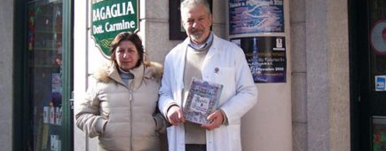 Paternopoli piange lo storico farmacista Carmine Bagaglia