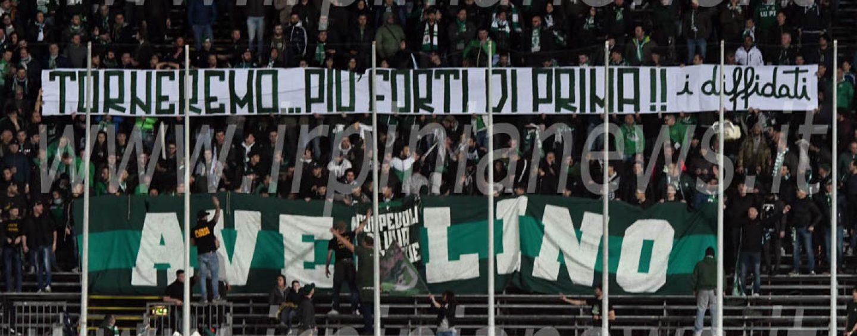 Avellino Calcio – Polverizzati i mille biglietti per il derby di Benevento