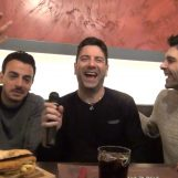 VIDEO/ Ci vuole Costanza: a cena con Gigi e Ross!