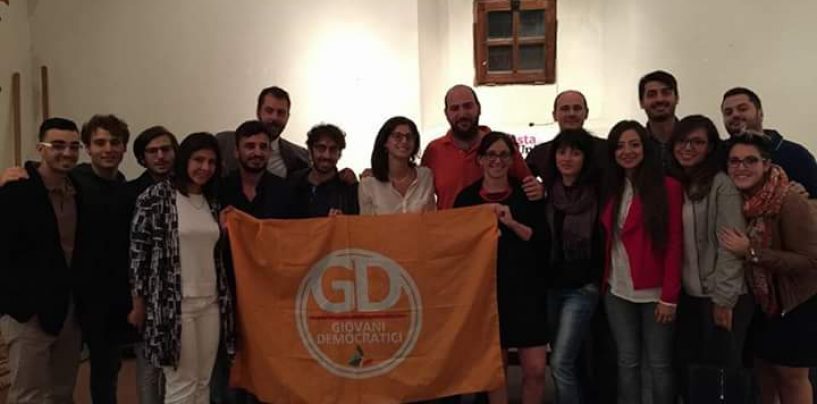 """Minacce ai sindaci, la solidarietà dei Giovani Democratici. Preziosi: """"Vergognosi atti intimidatori"""""""