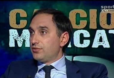 VIDEO/ Gubitosa a Sportitalia sul rinnovo di Novellino