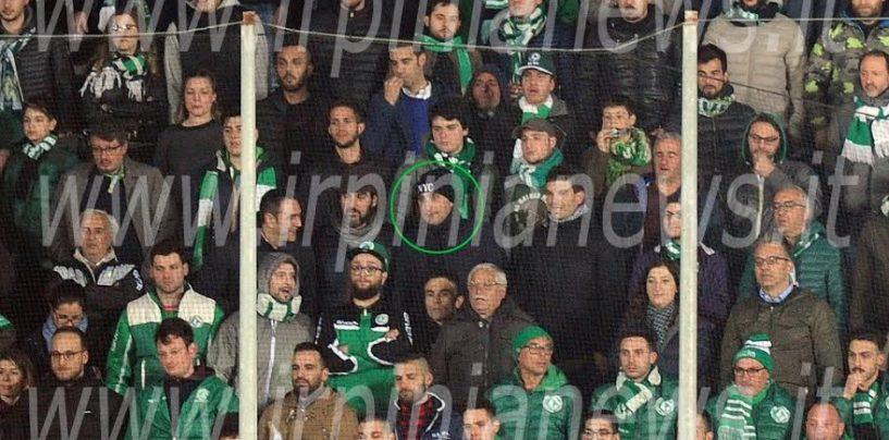 Avellino Calcio – Sorpresa a Frosinone: Gubitosa con i tifosi nel settore ospiti