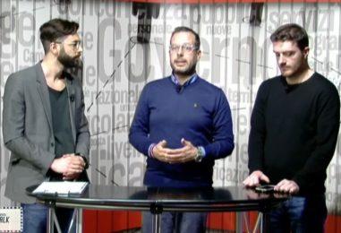 VIDEO/ Amministrative 2017, Paolo Spagnuolo ad Irpinia Talk