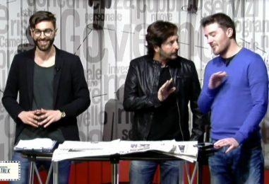 """VIDEO/ Torna Irpinia Talk con un inedito ed """"elegiaco"""" Ottavio Giordano"""