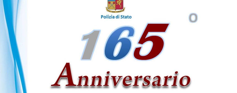 """Esserci sempre"""", la Polizia di Stato festeggia il suo 165 ..."""