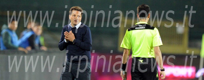 Avellino Calcio – Al derby fischia un esordiente