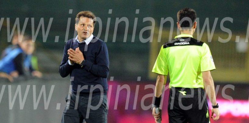 Avellino Calcio – Novellino graziato dal giudice sportivo