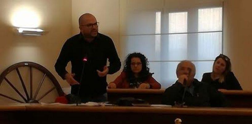 Serino, Rocco e Delle Grazie formano il gruppo consiliare Mdp