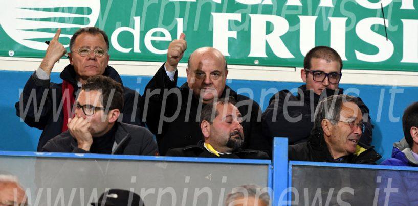 Avellino Calcio – Futuro societario: Taccone a tutto gas