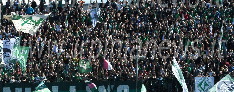 Rissa post Avellino-Brescia: archiviato il procedimento penale per otto tifosi
