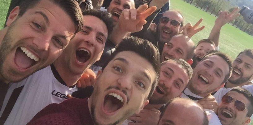Terza Categoria, il Città di Grottolella vince il campionato con 5 giornate d'anticipo