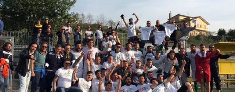 La Virtus chiude il campionato in bellezza: 4-1 al Serino