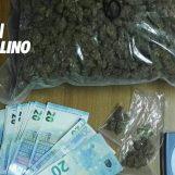 Marijuana e denaro occultati nel doppiofondo dell'auto, in manette 32enne