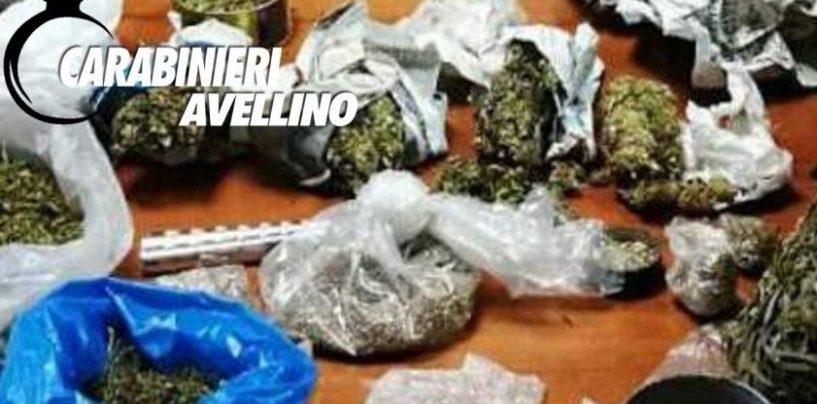 Più di due chili di marijuana nel deposito, in manette 55enne