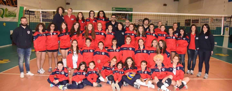 Pallavolo femminile: grandi soddisfazioni per la Green Volley Atripalda