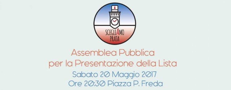 Amministrative Prata: si presenta la lista del candidato sindaco Lino Barbati