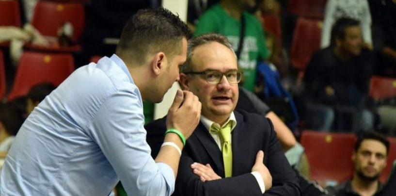 """Sidigas, Sacripanti si coccola Fitipaldo: """"La pedina su cui costruire il nuovo roster"""""""