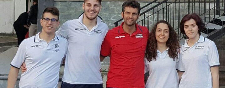 Nuoto – Quattro atleti della New Sporting In al Campionato Regionale di categoria