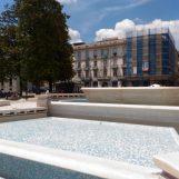 VIDEO/ Restituita agli avellinesi la prima fontana di Piazza Libertà