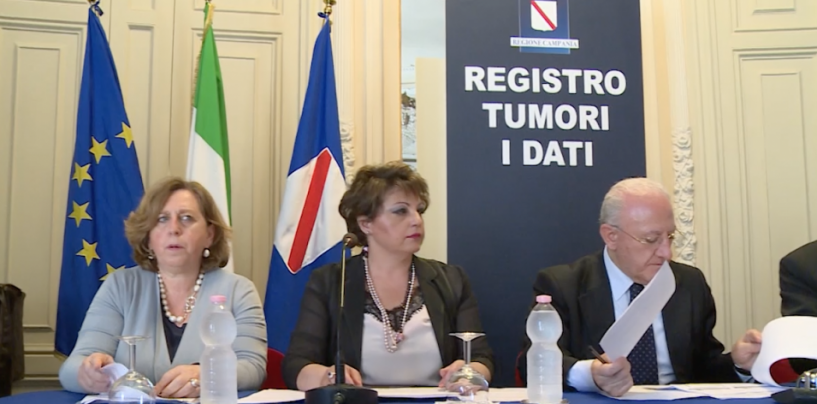 """In Campania, compresa la """"Terra dei Fuochi"""", ci si ammala come nel resto d'Italia"""