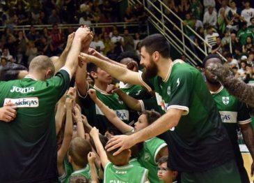 La Sidigas Avellino batte Venezia, gli scatti della festa biancoverde