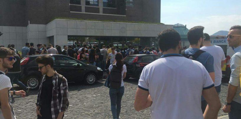 Choc all'Università di Fisciano, studente si suicida in biblioteca