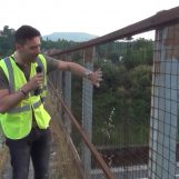 VIDEO/ Ci vuole Costanza – Il ponte dell'Autostrada senza guard rail a Picarelli