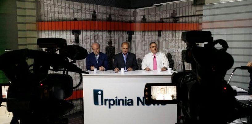 Speciale Irpinia Talk, lunedì il confronto tra i candidati sindaco di Solofra