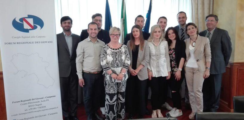 """""""Verso Nuovi Orizzonti"""", il Bando del Forum regionale. D'Amelio e Caruso: """"Incentiviamo protagonismo dei giovani"""""""