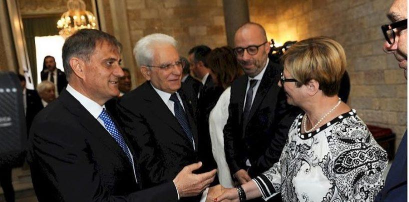 Rosetta D'Amelio incontra Mattarella a Palermo