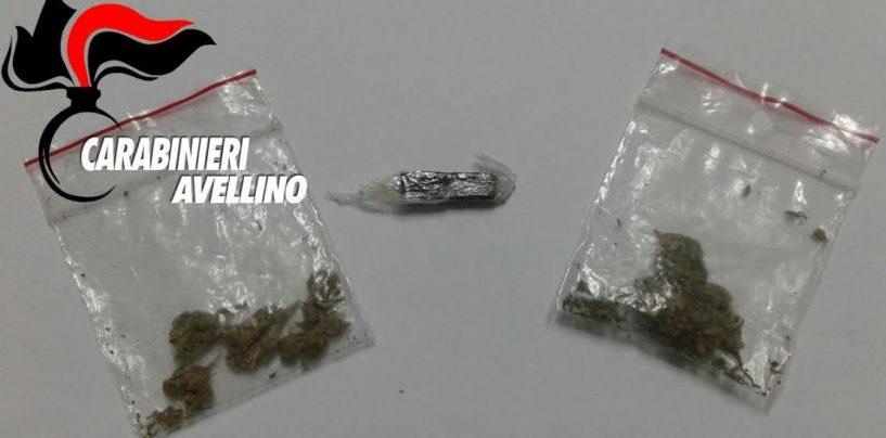 Sant'Andrea di Conza – Detenzione di droga: nei guai 18enne gambiano