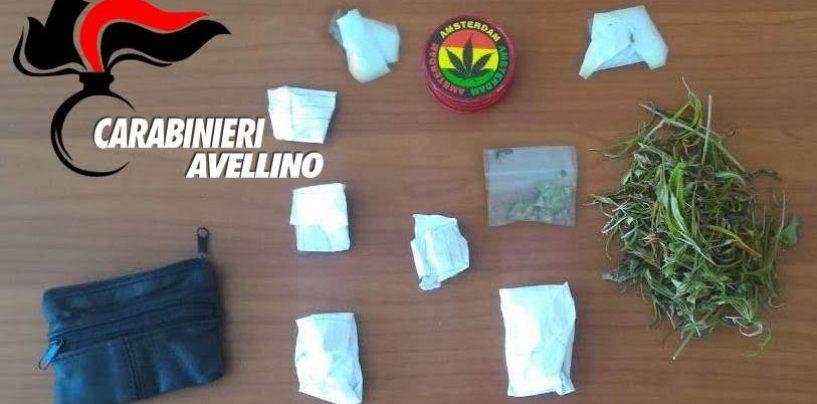Mirabella – Spacciano davanti alla scuola: due minorenni arrestati