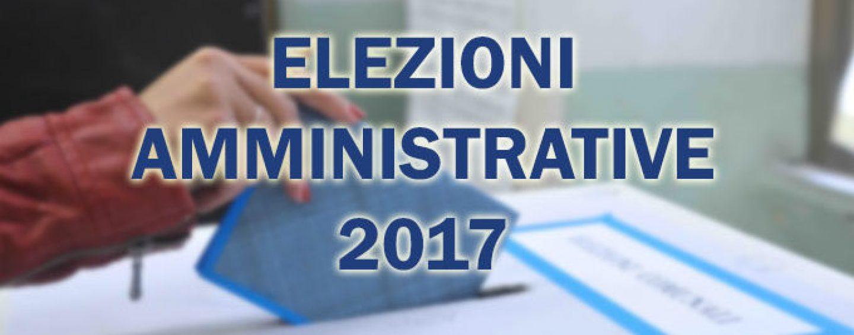Verso le Amministrative 2017, la situazione Comune per Comune