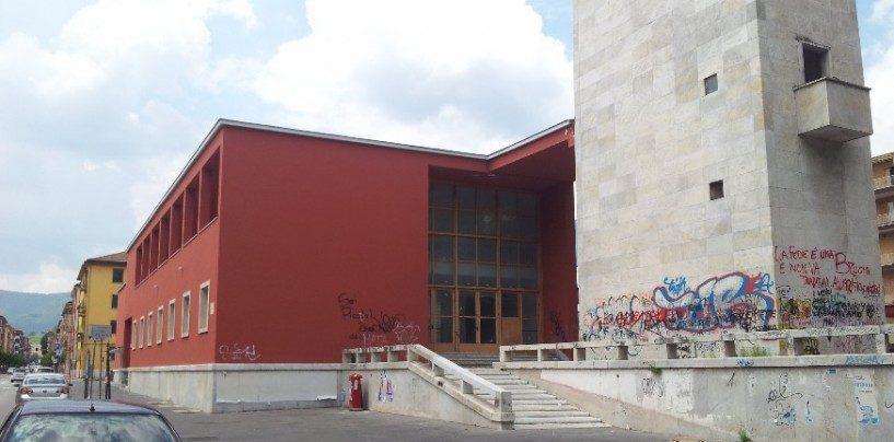 Le porte dell'ex Eliseo pronte ad aprirsi, in attesa dell'inaugurazione ufficiale