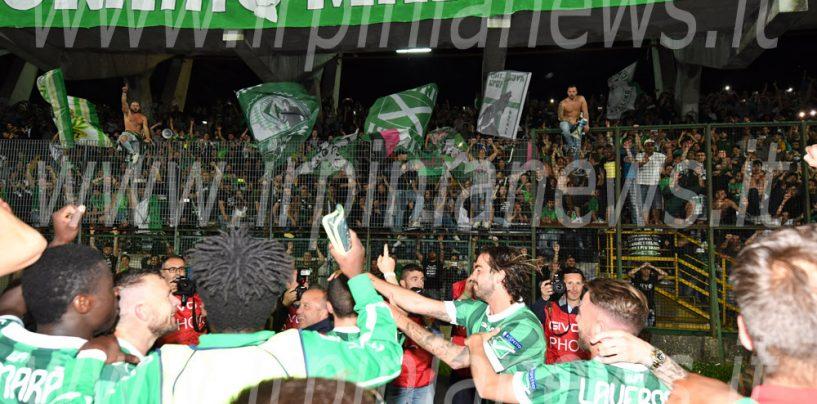Avellino-Latina 2-1, la fotogallery della salvezza