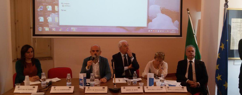 """Fondi europei, l'assessore Angioli ad Avellino: """"Non siamo in ritardo con la programmazione"""""""