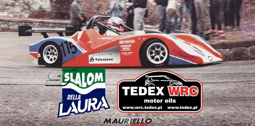 Slalom della Laura, trofeo Mauriello: il pilota Luigi Sambuco si aggiudica la decima edizione